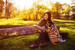 Jesień pinkin Zdjęcie Royalty Free