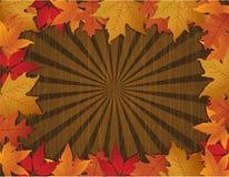 jesień rama Zdjęcie Royalty Free