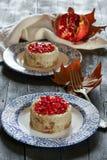Jesień risotto zdjęcie stock