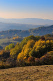 Jesień w Blaufuss Zdjęcie Stock