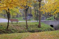 Jesień w Kraju Fotografia Stock