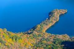 Jesień w Nikko Obrazy Stock