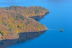 Jesień w Nikko Zdjęcia Royalty Free