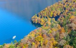 Jesień w Nikko Zdjęcie Stock