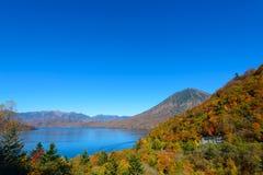 Jesień w Nikko Obraz Royalty Free