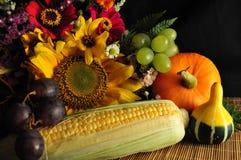 jesień wystrój Fotografia Royalty Free