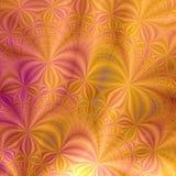 jesienią kolorach tła royalty ilustracja
