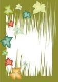 jesienią tło ilustracji