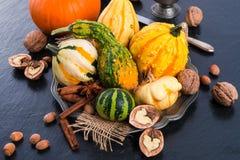 Jesieni banie Zdjęcie Stock