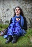 Jesieni Equninox świętowania przy Stonehenge Fotografia Royalty Free