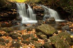 jesienią falls do kaplicy Fotografia Stock