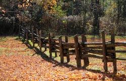 Jesieni gospodarstwo rolne Obraz Royalty Free