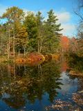 jesienią iii krajobrazu Zdjęcia Stock