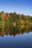Jesieni odbicie Zdjęcie Stock
