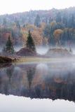 Jesieni odbicie Obrazy Stock