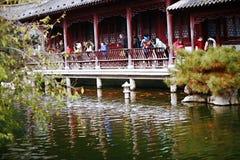 Jesieni pamięć Zhengzhou fotografia stock