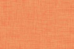 Jesieni pomarańcze tekstury barwiony bezszwowy bieliźniany tło royalty ilustracja