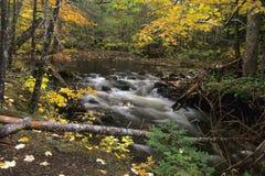 jesienią wodospadu Zdjęcie Stock