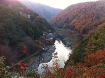Jesieni wzgórza Obraz Royalty Free