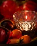 jesienna dekoracja Obraz Royalty Free