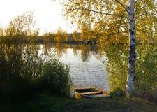 Jesienna natura, sceneria Obrazy Stock