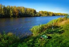Jesienna natura, sceneria Obraz Stock