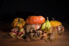 jesienny życie wciąż fotografia stock