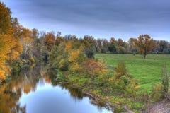 jesienny krajobrazu zdjęcie royalty free