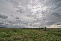 jesienny pole Fotografia Stock