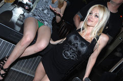 Jesse Jane Dancing Stock Photo