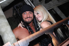 Jesse Jane and Tommy Gunn Royalty Free Stock Images