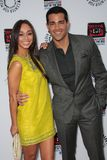 Jesse Metcalfe,Cara Santana Stock Photos