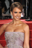 Jessica Alba Fotos de Stock Royalty Free