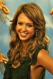 Jessica Alba Obrazy Royalty Free