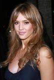 Jessica Alba foto de stock royalty free