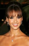 Jessica Alba. At the Premiere of 'Into The Blue'. Mann Village, Westwood, CA. 09-21-05 royalty free stock photos