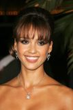 Jessica Alba. At the Premiere of 'Into The Blue'. Mann Village, Westwood, CA. 09-21-05 stock images