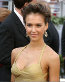 Jessica Alba Stock Photo