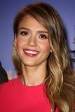 Jessica Alba stock image