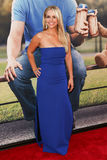 Jessica Barth. NEW YORK-JUN 24: Jessica Barth attends the 'Ted 2' world premiere at the Ziegfeld Theatre on June 24, 2015 in New York City royalty free stock photos