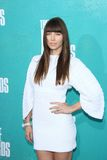 Jessica Biel at the 2012 MTV Movie Awards Arrivals, Gibson Amphitheater, Universal City, CA 06-03-12 Royalty Free Stock Photography