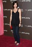 Jessica Biel, cor-de-rosa Foto de Stock