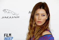 Jessica Biel Royalty Free Stock Photo