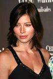 Jessica Biel, Pink Royalty Free Stock Image