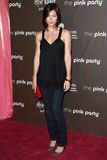Jessica Biel,Pink Stock Photo