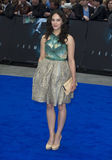 Jessica Brown Findlay Photo libre de droits