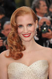 Jessica Chastain fotos de stock