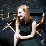 Jessica Chastain Foto de archivo libre de regalías