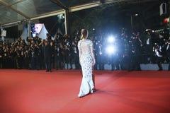Jessica Chastain assiste au ` dans le ` de Fade Aus Dem Nichts photos libres de droits
