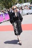 Jessica Chastain atende ao 70th photocall do aniversário Fotografia de Stock
